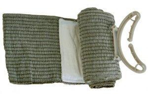 how to use israeli bandage
